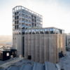 Grain Silo Transformed into Breathtaking Museum and Hotel