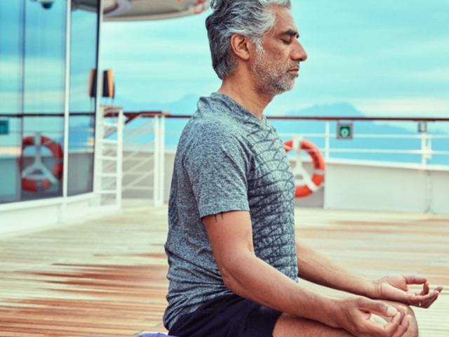Route to Ancient Wellness: Cruise Athens to Arabia with Wellness Icon Dr. Andrew Weil on Seabourn
