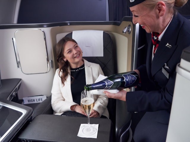 British Airways Celebrates 100 Years in the Skies - And You Might Not Believe How