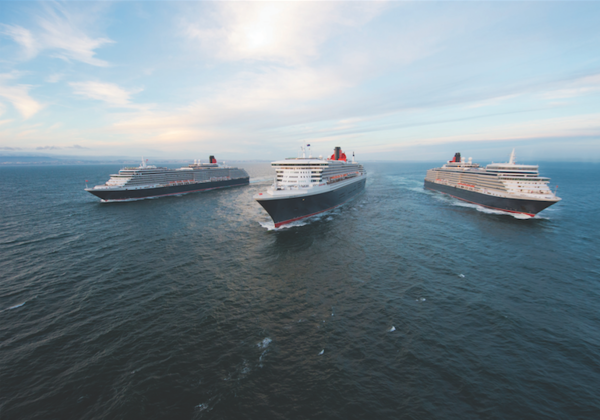 Cunard's Big Balcony Event: Free Upgrades and More British Cruising Luxury
