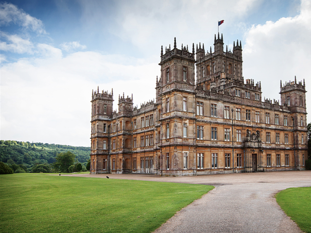 The Real Downton Abbey and 3 Other Majestic English Manor Houses That Star in Films