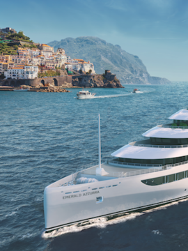 Save Over 10% on Emerald Cruises' New Ocean Yacht - Inaugural Season Sale Pricing Only While Availability Lasts
