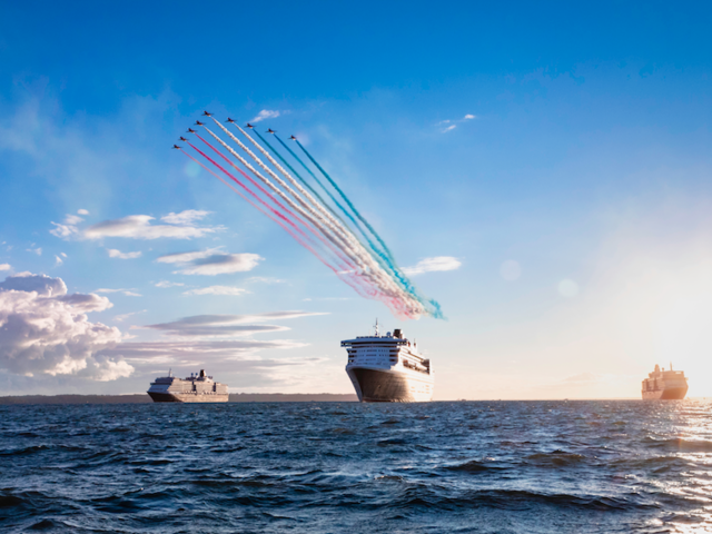 Cruise Company Offers Ships as Floating Hospitals During COVID-19