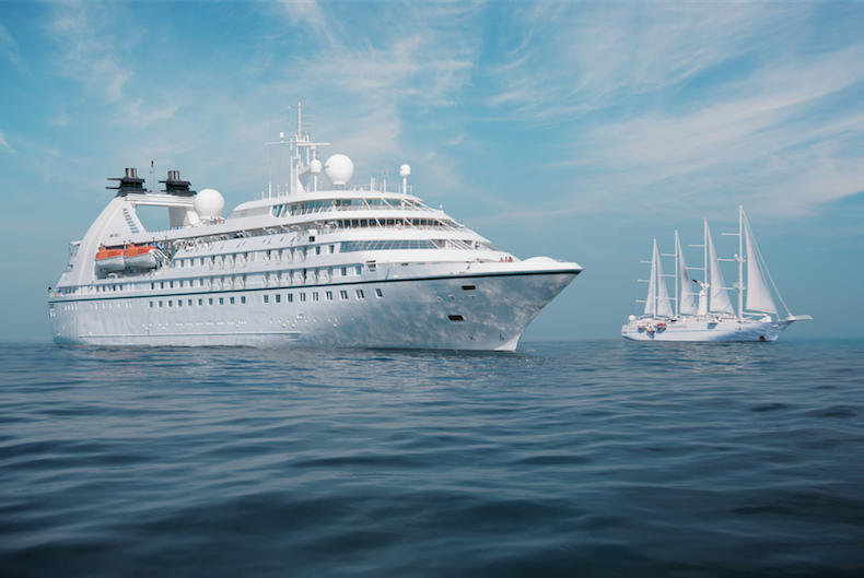 Cruise the Sea, Cross the Land: Windstar's New Cruise Tours Take You Farther in 2021
