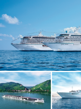 Crystal's New 'Easy Book' Eliminates Admin Fees, Offers Reduced Deposit on All 2021, 2022, 2023 Voyages