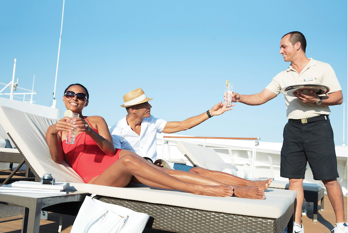 Now Extended! Don't Miss Seabourn's Sensational Suite Savings