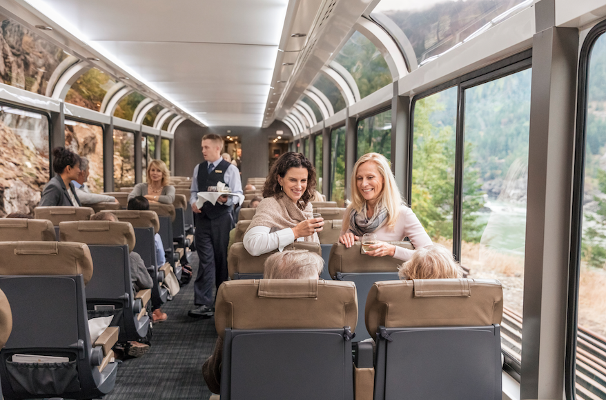 Canadian Luxury Train Tours' First USA Journey - Rockies to the Red Rocks