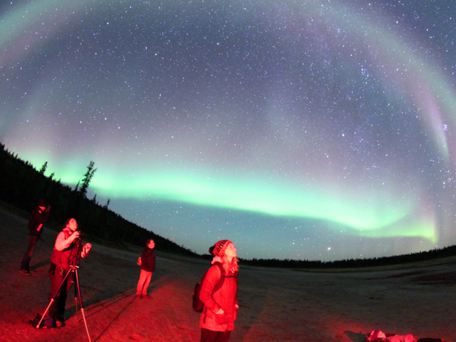 Why a Trip to Canada's Northwest Territories is a Girl's Best Friend