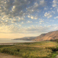 THE SEA OF GALILEE - ANCIENT WATERS