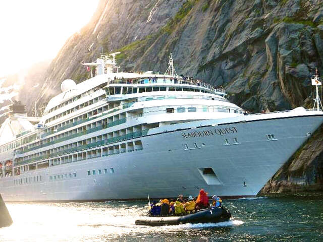 Explore Northern Europe in 2019 on Ventures by Seabourn