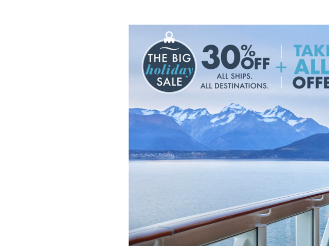 The Big Holiday Sale with NCL