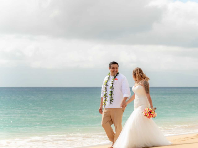 Most Amazing Wedding in Maui!