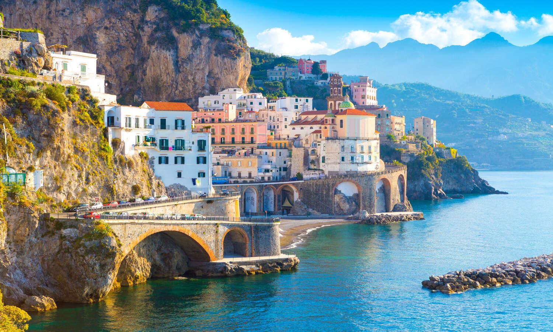 Wellness in the Amalfi Coast