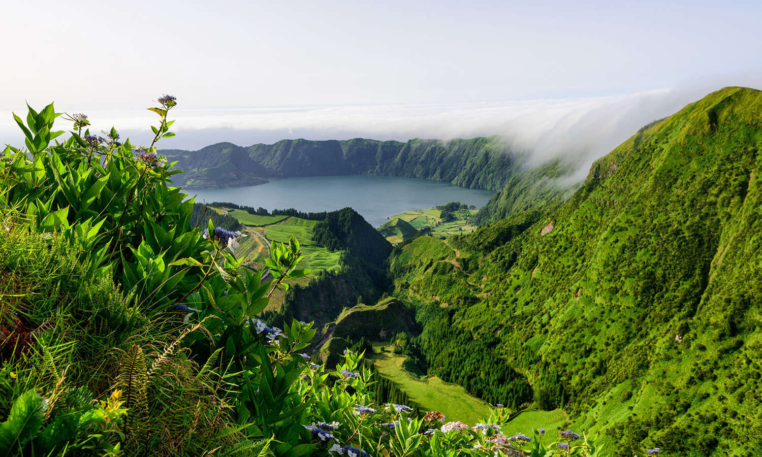 Yoga & Nature in the Azores