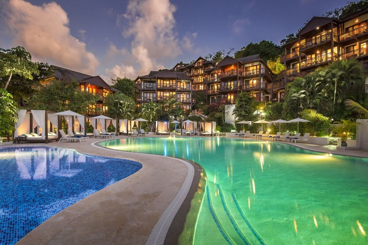 Marigot Bay Resort and Marina. Photo: Marigot Bay