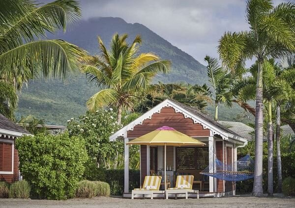 Four Seasons Nevis. Photo: Four Seasons