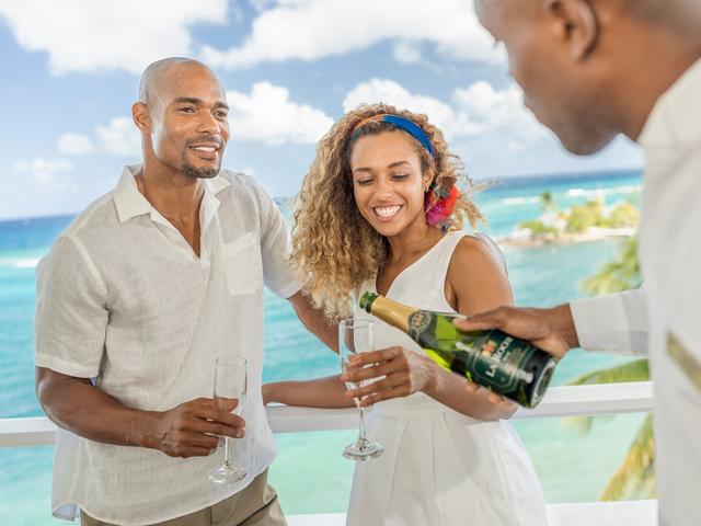Couples Resort - Complementary Honeymoon Offer