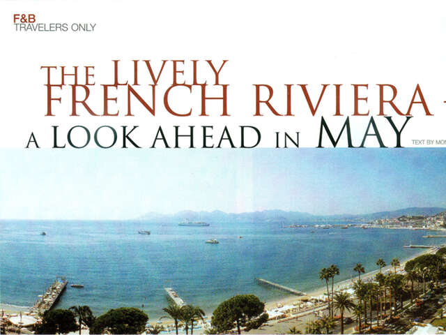 The Lively French Riviera
