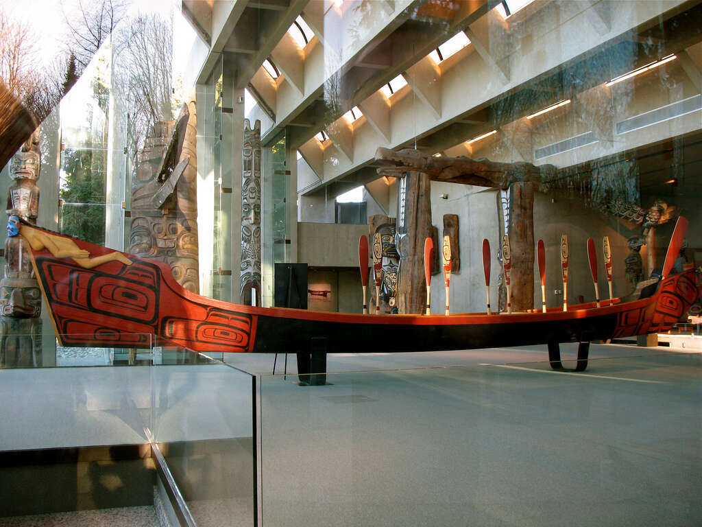Experience History at the UBC Museum of Anthropology