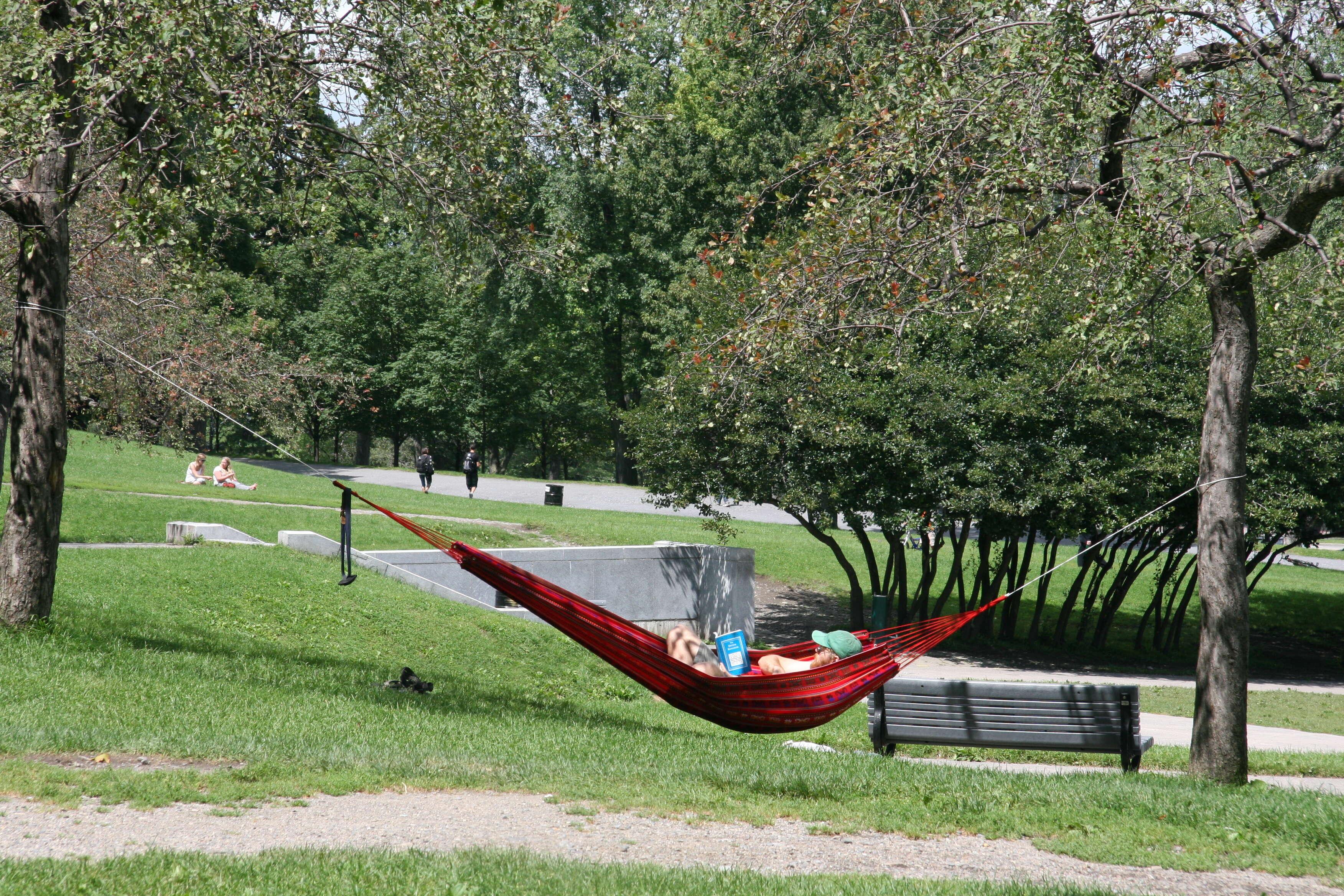Montreal's largest greenspaces, Parc du Mont-Royal