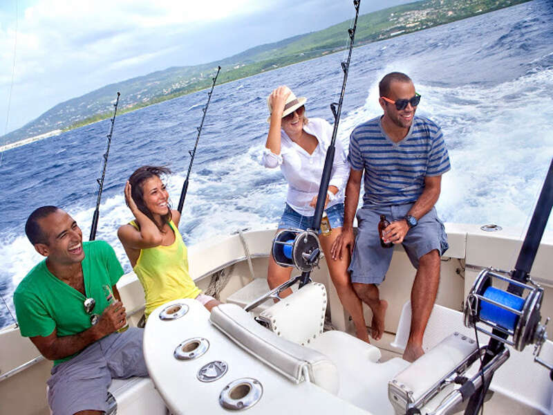 Catch a Blue Marlin on a Deep Sea Sport Fishing Adventure