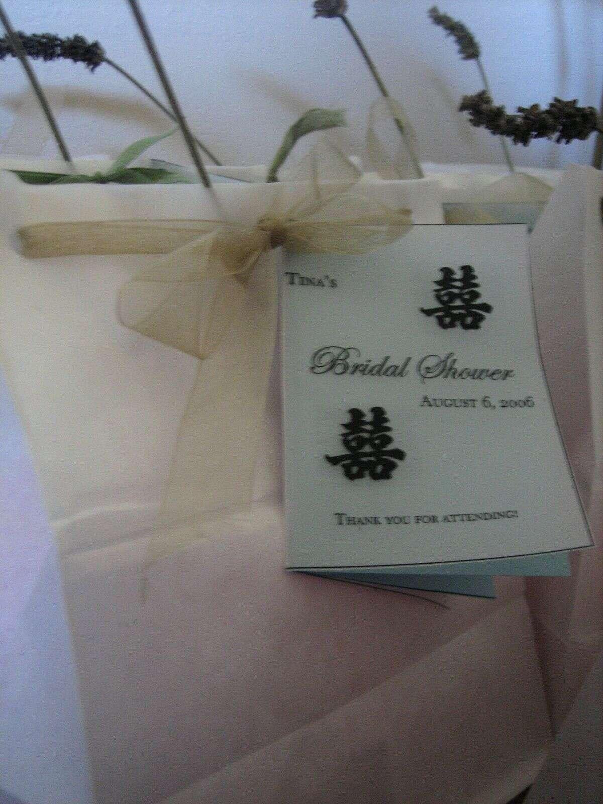 Bridal Shower vs. Engagement Party?