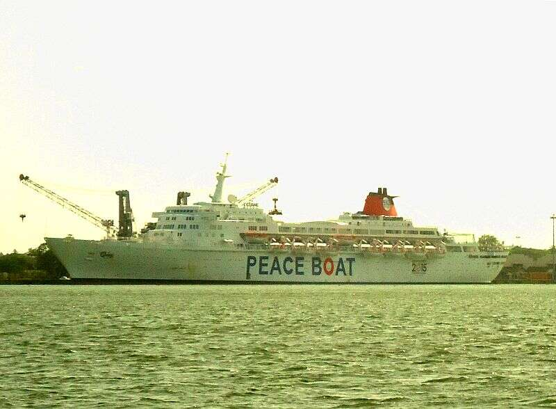 Travel Tip: Travel for Free by Getting Involved in a Peace Boat Program