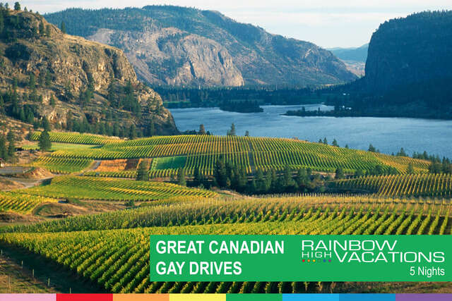 GREAT GAY DRIVE OKANAGAN