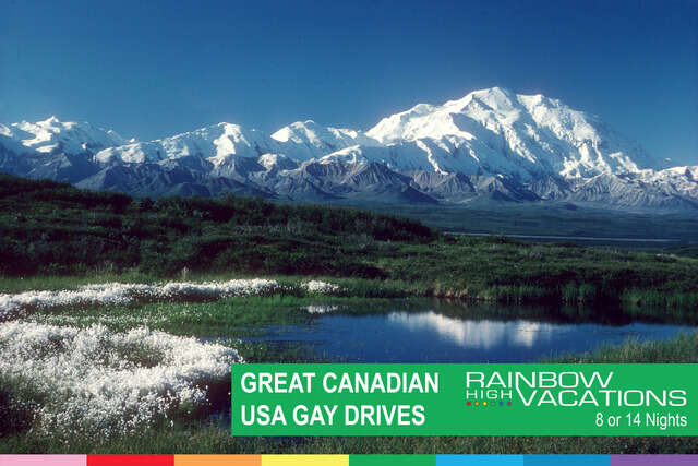 GREAT GAY DRIVES YUKON / ALASKA