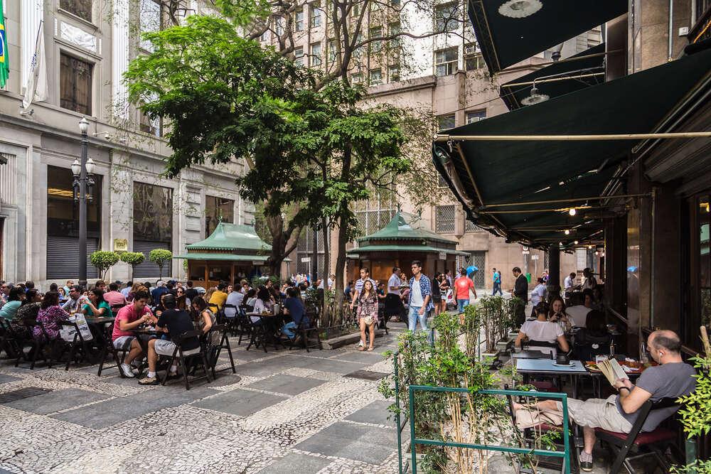 5 great restaurants in Sao Paulo