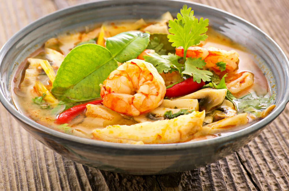 Top 5 Thai dishes you should sample