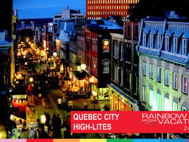QUEBEC HIGH-LITES
