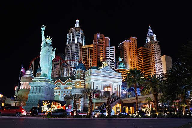 Las Vegas: The Foodie Fantasy