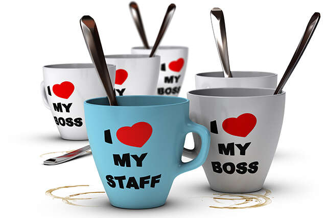 Celebrate National Boss Day with a vacation from work!