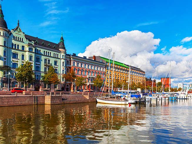 A mini-break in Helsinki