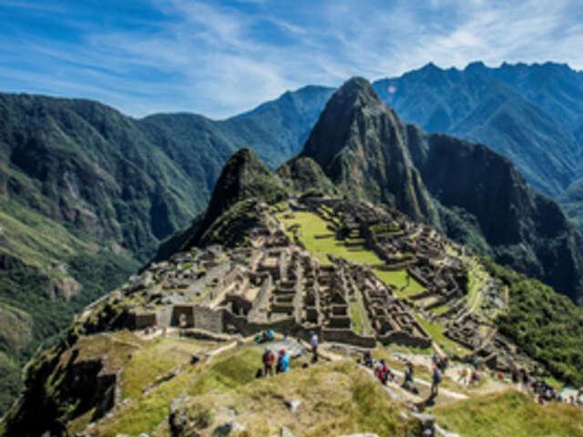 The Lares Adventure to Machu Picchu