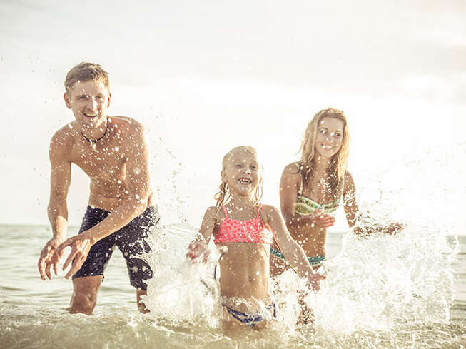 Get to the beach even faster with Air Canada Vacations!