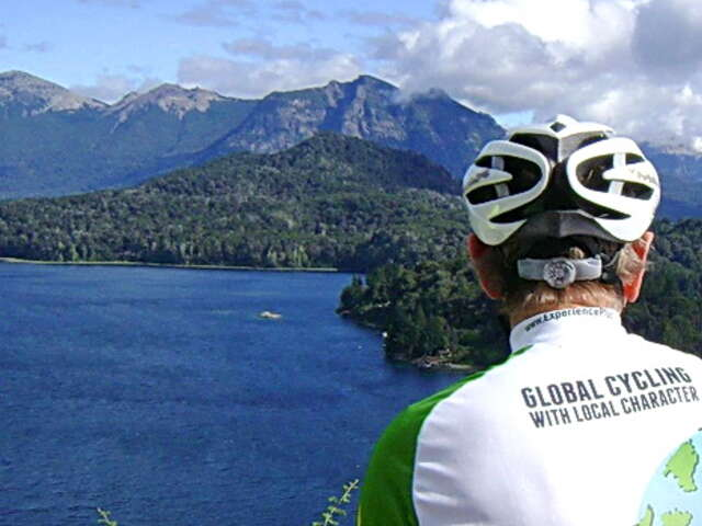 Cycling in Patagonia Sunshine with ExperiencePlus