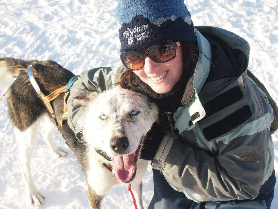 Try Dog Sledding This Winter