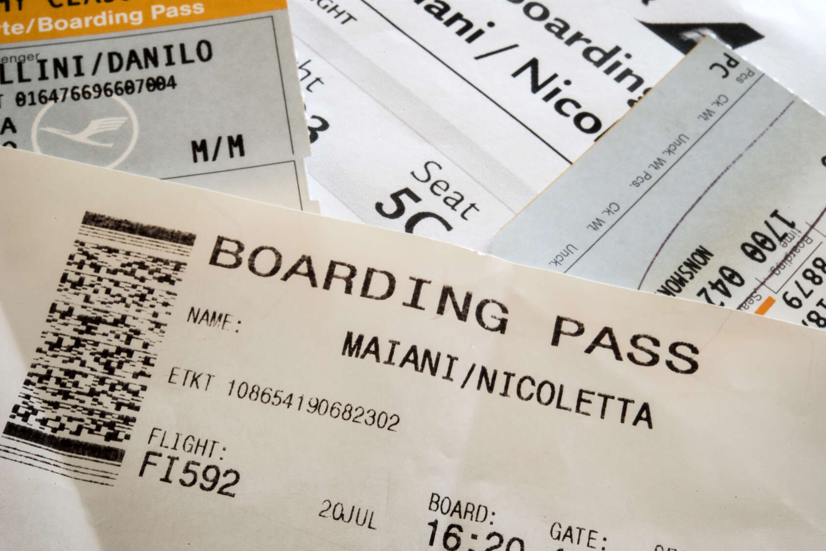 Never Throw Out Your Boarding Pass, and Here is Why