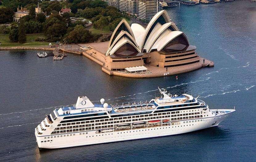 Oceania Cruises Unveils 2018 World Voyage
