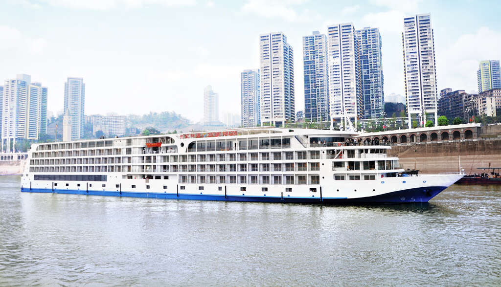 Uniworld - HIGHLIGHTS OF CHINA & THE YANGTZE