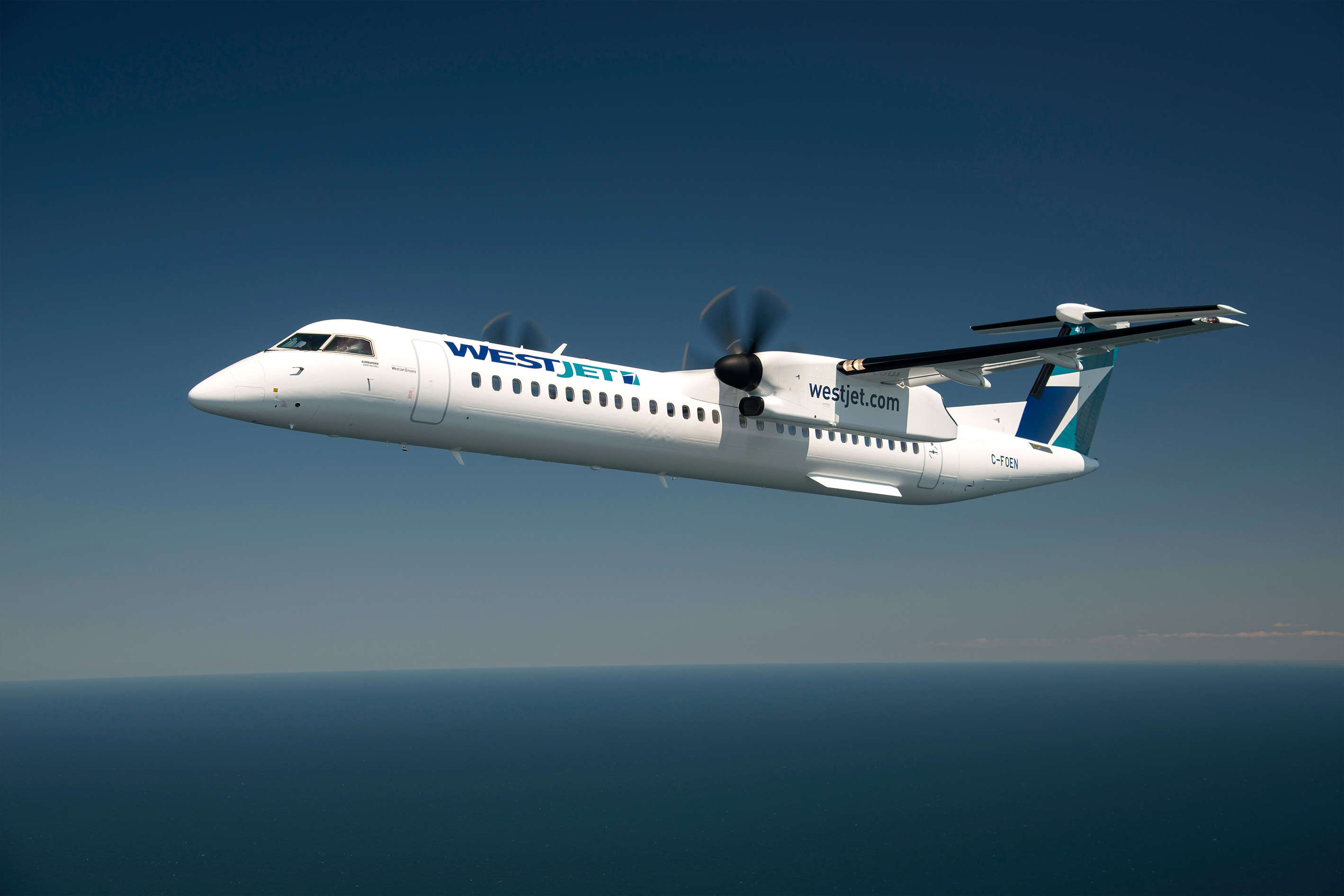 WestJet Encore Launches Toronto-Boston Service