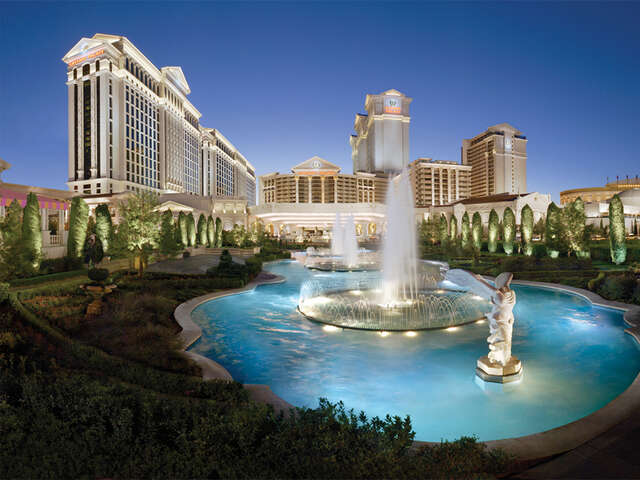 WestJet Vacations - Save up to 40% and receive daily breakfast credit for two at select hotels in Las Vegas.