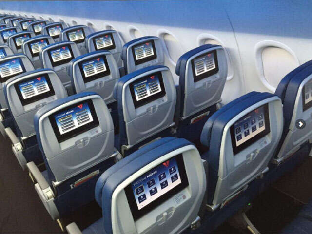 Delta Will Drop In-Flight-Entertainment Fees for Most of Its Fleet