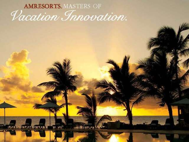 All Inclusive Luxury AMR Resorts International