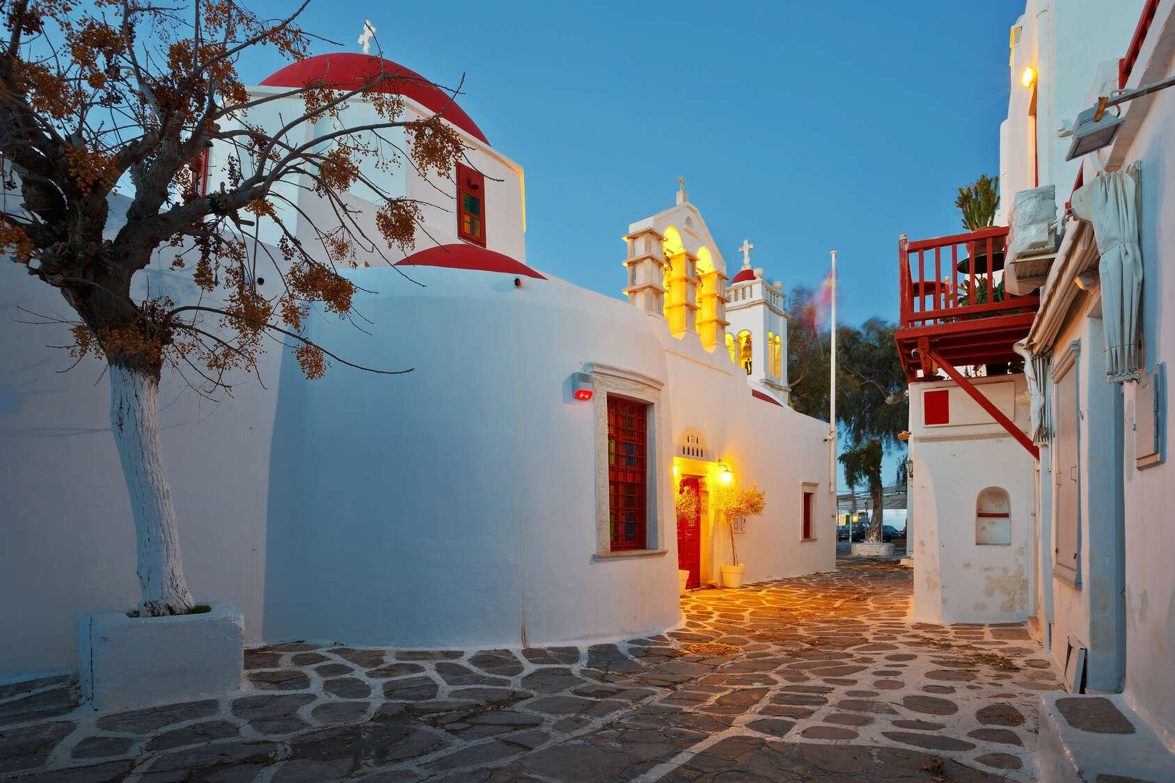 10 Romantic Mediterranean Getaways