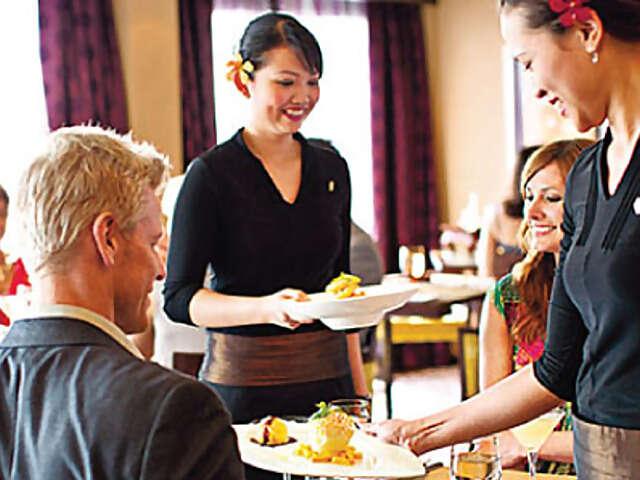 Culinary Spotlight: Holland America's Tamarind