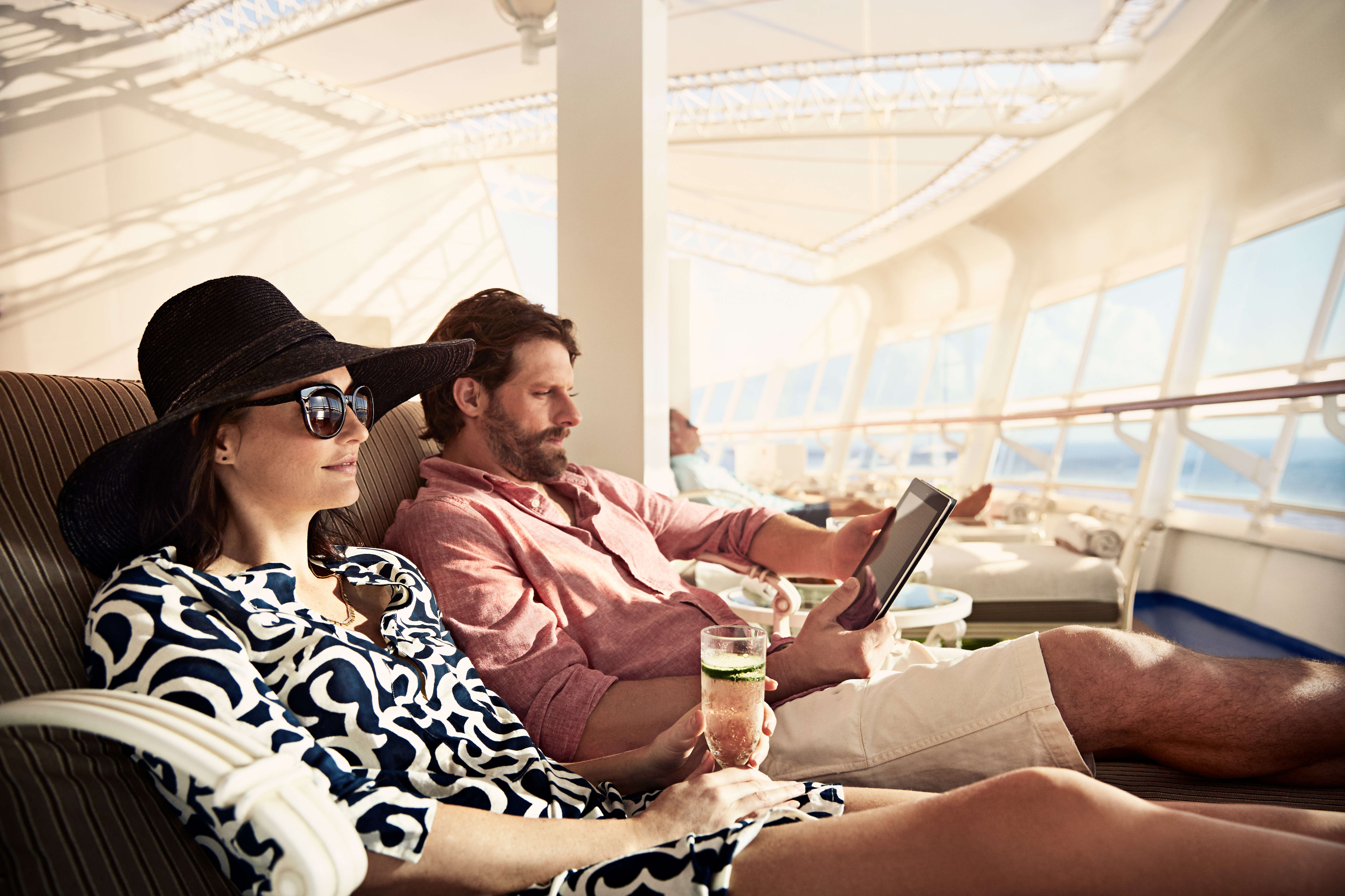 What Is Included In A Princess Cruise Fare?