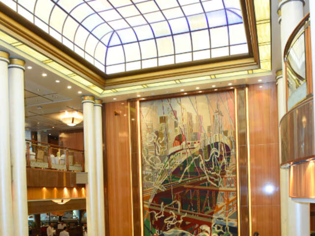 The Remastered Queen Mary 2: 'Downton Abbey at Sea'